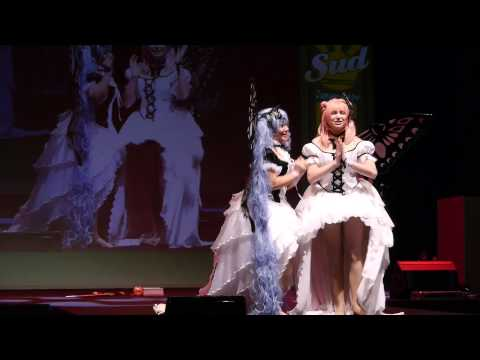 Japan Expo Sud 2013 -  Concours Cosplay Dimanche - 08 - Xxx Holic - Morodashi - Morodashi video