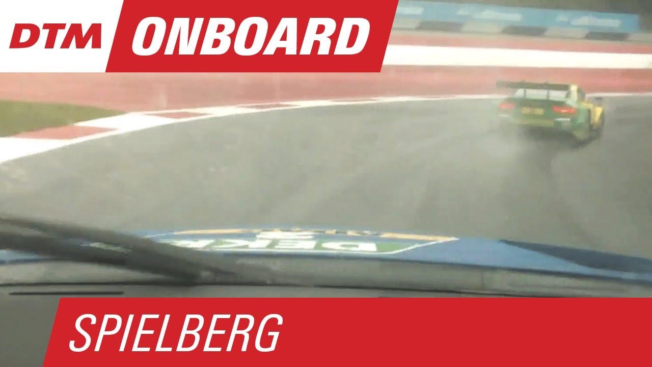 Gary Paffett (Mercedes-AMG C 63 DTM) - Live Onboard (Race 2) - DTM Spielberg 2015