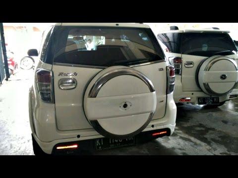 DIjual Mobil Toyota Rush 2012 G Manual Putih Samarinda HP;0852.4690.2754