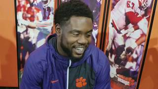 Kendall Joseph says Tigers are living a 30 for 30