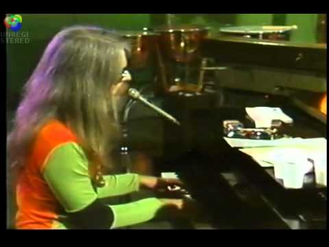 A Song For You  Leon Russell Solo Piano  1971wmv