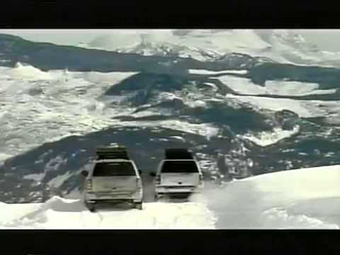 2002 - The 240 Horsepower Nissan Pathfinder