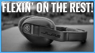 JLAB Flex Sport Wireless Bluetooth Headphones Review | True Gym Headphones!