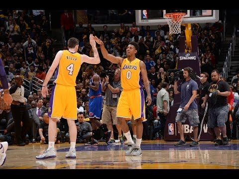 Lakers Score 51 Points in the 3rd Quarter!