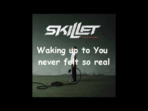 Skillet - Comatose (Lyrics) Video