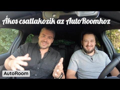 Ákos csatlakozik az AutoRoomhoz! (+24 órás verseny)