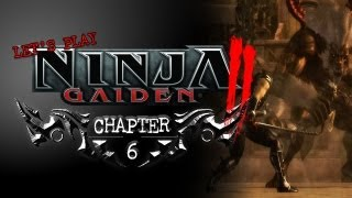 Ninja Gaiden 2 - CH6 [Master Ninja] (All Weapons)