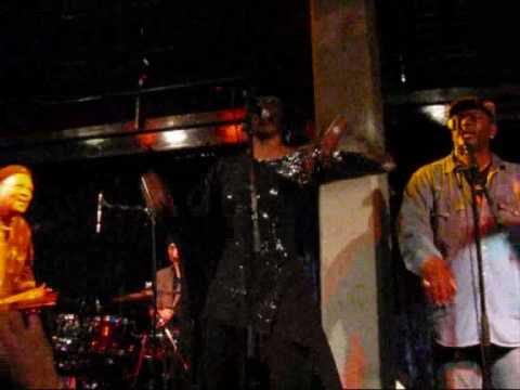 Roy Ayers featuring Wunmi Olaiya