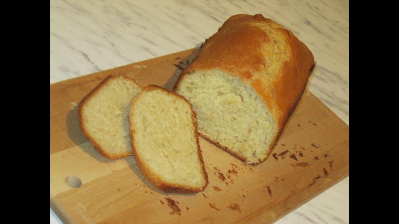 Почему после выпечки хлеб крошится 172