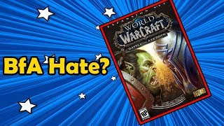Why do people hate BfA so much? Discussion topic 1