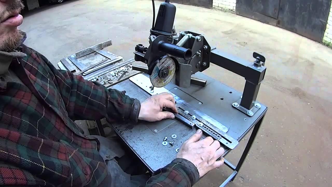 Самодельная точилка для ножей намебельных кронштейнах ограничителях