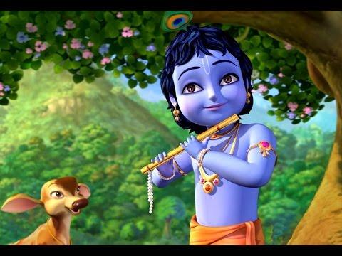 Shri Krishnacha Palana Pahilya Divashi