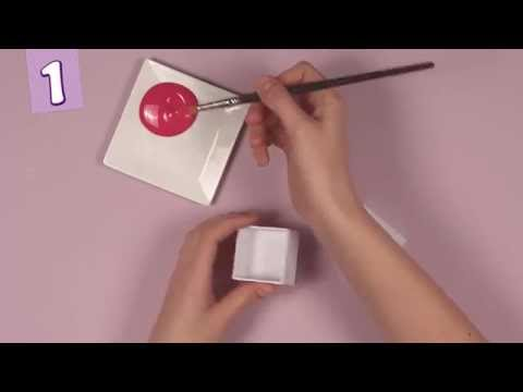 LEGO® Friends - How To: Make a cute LEGO Friends Valentine's Day present
