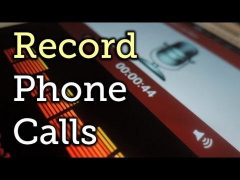 Record High-Quality Audio of Phone Calls on Your Samsung Galaxy Note 2 [How-To]