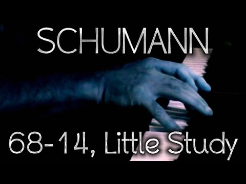 Шуман Роберт - Little Studie Op 68 14