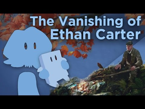 James Recommends - The Vanishing of Ethan Carter - Want a Creepy Halloween Game?