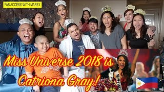 Miss Universe 2018 Viewing Party
