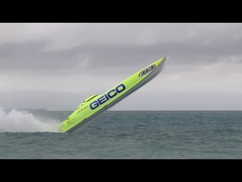 Offshore Powerboat World Championship 2014 Key West Florida Final Race