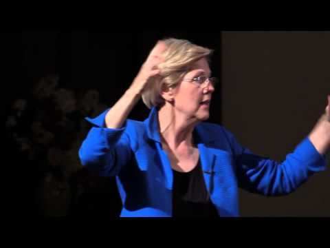 Elizabeth Warren, Seattle, June 2014
