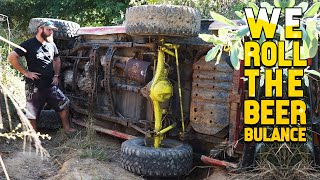 WE ROLLED THE BEERBULANCE! - Sick Puppy 4x4