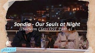 Sondia Our Souls at Night Lyrics (우리의 밤 가사) Itaewon Class OST Part.4 (이태원클라쓰 OST)