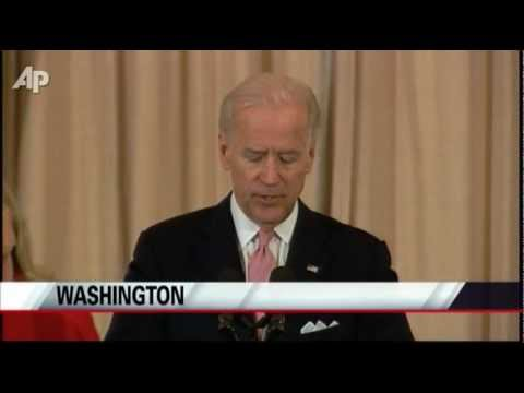 Biden: U.S. Has a List of Concerns for China
