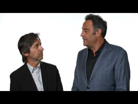 Brad Garrett & Ray Romano