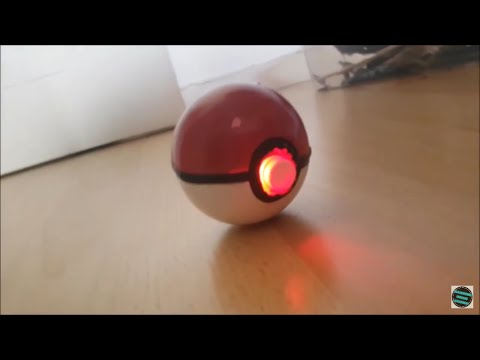 How to make a REAL Pokéball | Projects Every Weekend