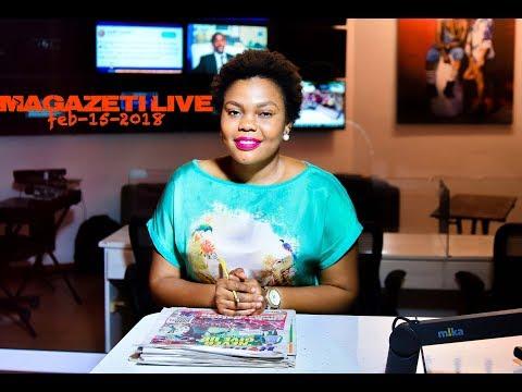 MAGAZETI LIVE: Sakata la mauaji kada CHADEMA sura mpya, Mbasha aitikisa ndoa ya Masanja