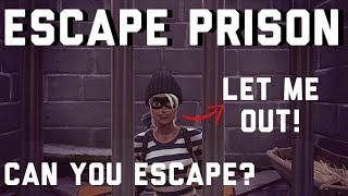 How to escape Dungeon Prison Puzzles and Parkour wertandrew Creative map