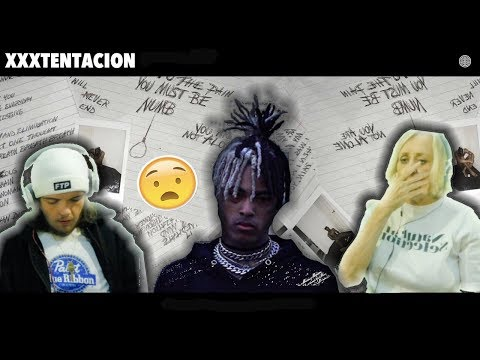 Grandma REACTS to XXXTENTACION - Depression & Obsession (SAD!)