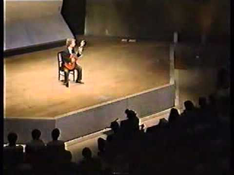 Göran Söllscher -Homenaje pour le tombeau de Debussy.