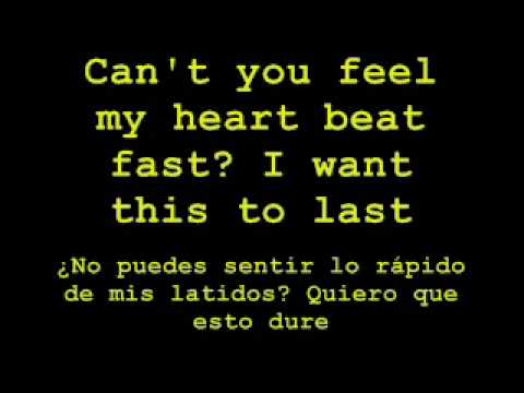Cascada - Everytime We Touch(slow) Lyrics In English   Traducción Al Español video