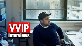 Inside Highsnobiety x David Fischer l VVIP Interviews