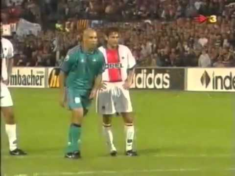 FC Barcelona-PSG 1-0 UEFA Cup Winners' Cup Final 1996/97