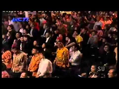 Bpk Wiranto Nyanyi Lagu Natal video