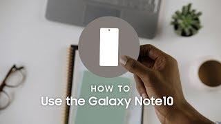 01. Samsung Galaxy Note10: Tips & Tricks