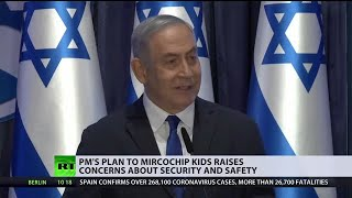 Video: Israel wants to implant Microchips in Children for their safety - RT News