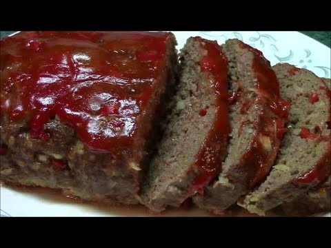 How to Make the Best Meatloaf - YouTube