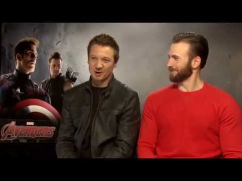 Avengers Star Chris Evans Is Unavailable! | Two Tube
