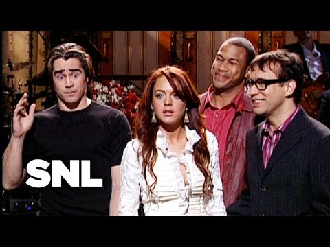 Colin Farrell Monologue - Saturday Night Live