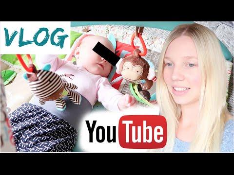 Mein Leben als Youtube Mama | Videos drehen im Familien  Alltag | Isabeau