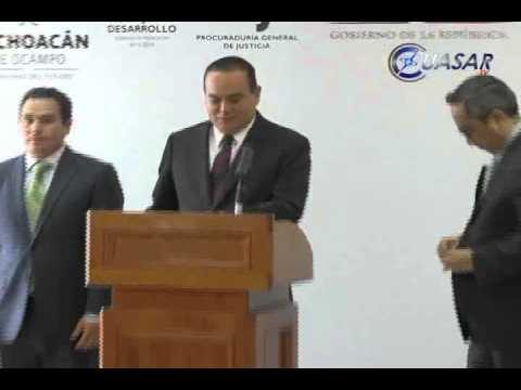 Presos alcalde y 4 funcionarios de Numarán y 10 de Zamora por presuntos nexos con el crimen organiza