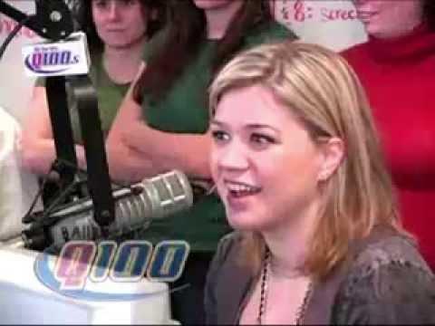 Q100 Kelly Clarkson Full Interview