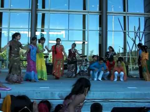 Kar Do Beda Paar Radhe Albeli Sarkar - Redmond AnandaMela 2010...