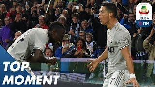 Ronaldo Strikes for Juves Second | Udinese 0-2 Juventus | Serie A