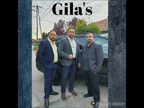 Gila's zenekar (szerelem a szívemben) 2019