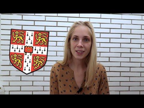 А в Кембридже сложно учиться?