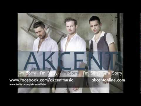 Akcent - Im Sorry ( original-club version )