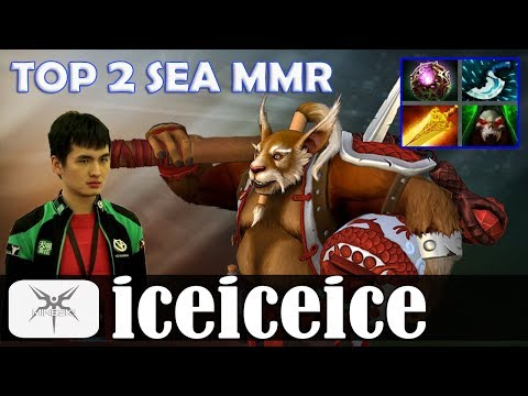 iceiceice - Brewmaster Offlane   TOP 2 SEA MMR   Dota 2 Pro MMR Gameplay